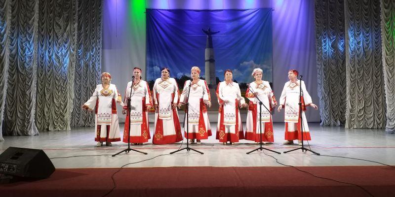 Ачинцы приняли участие в краевой конференции чувашей